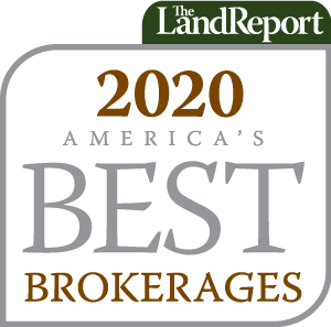 Land Report Best Brokerage 2020